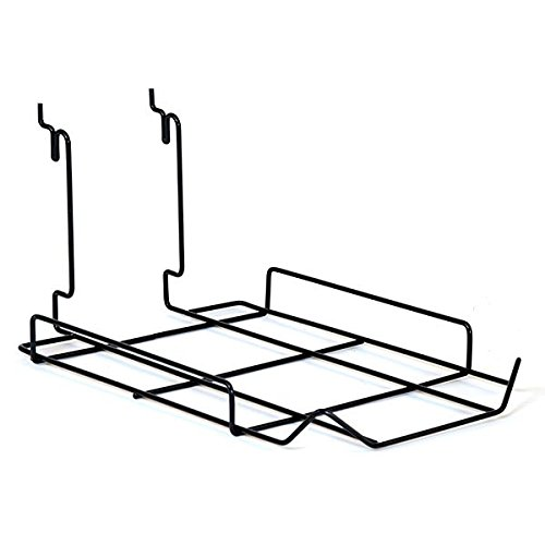 Case of 30 New Retails Slatwall Cap and Hat Rack holds 10 caps by Cap and Hat Rack