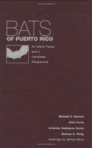 Read Online Bats of Puerto Rico: An Island Focus and a Caribbean Perspective pdf
