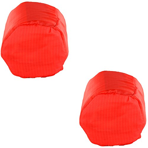 "NEW (2 Pack) Bigfoot Outdoor ""Blizzard"" Emergency Survival Bivvy Sleeping Bag"