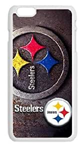 Alexgeorge Pittsburgh Steelers Custom Phone Case Cover For Apple Iphone 6 (4.7 inch)
