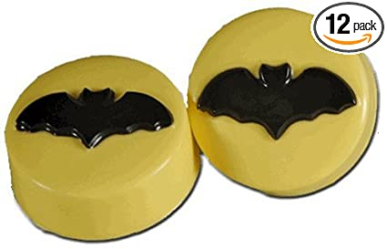 Chocolate Covered Oreos - Bat
