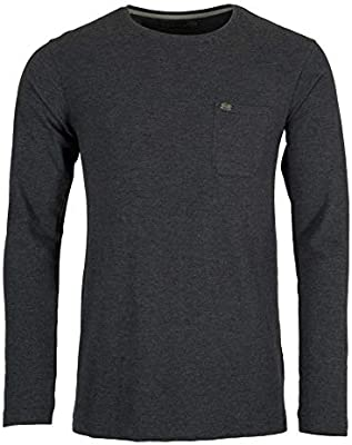 Ternua Camiseta Gudur LS T-Shirt M Hombre, Whales Grey, XL: Amazon.es: Deportes y aire libre
