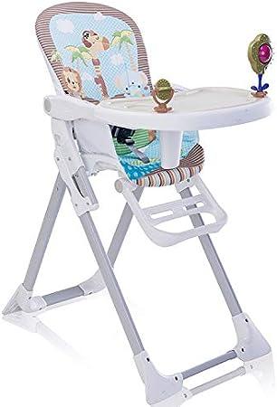 Star Ibaby Baby Pretty - Trona de bebés con juguetes