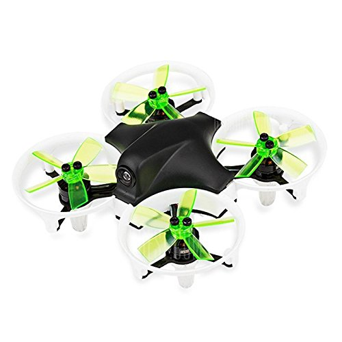 DYS ELF Ready-to-Fly 83mm Micro FPV Drone/Racer - Black
