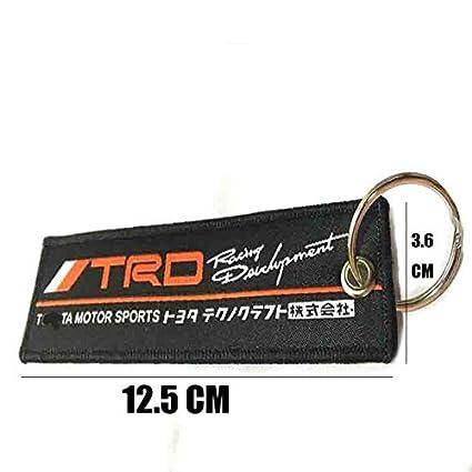 Llaveros de TRD Racing STI Imperza WRX para coche, llavero ...
