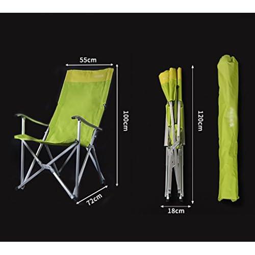 Chaise Pliante De Camping En Plein Air Pche Loisirs