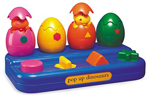 Tolo Toys Pop-Up Dinosaurs (Tolo Activity Center)