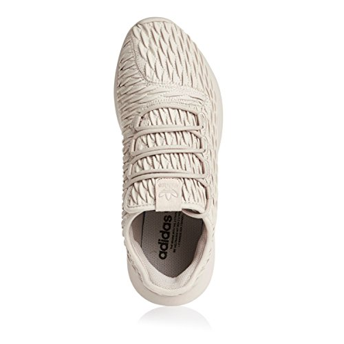 adidas Scarpe Natural Uomo white Knit Running Tubular Shadow vqArvwt