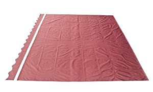 Amazon.com : ALEKO® Awning Fabric Replacement 13x10 Feet ...