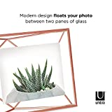 Umbra Prisma Picture Frame, 4 x 6 Photo Display for