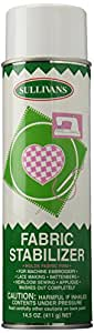 Sullivans 120 Fabric Stabilizer Spray, 14.5-Ounce, Can