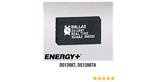 Amazon.com: Clock Chip with Battery for Clock Memroy DS12887: Home & Kitchen