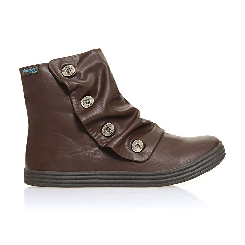 Mujer Marrón Marrón Botas Blowfish Rabbit Rx67wqR5