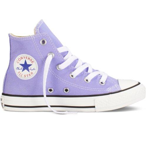 Converse Star Hi, Zapatillas para Hombre Violeta