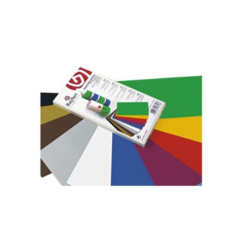 RAYHER 3102749 Wax – 10 Assorted Colours – 20 x 1