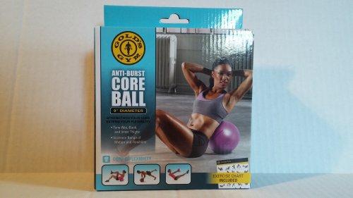 Golds Gym Anti-Burst Core Ball 9