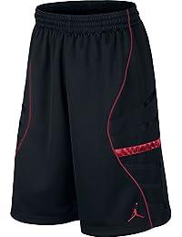 AJXI Basketball Men's Shorts Black/Gym Red 632075-014