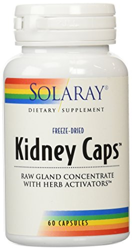 Solaray Kidney Capsules, 260 mg, 60 Count Review