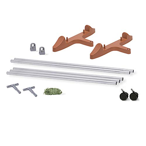 - Earthbox 81015 Staking System, Terra Cotta