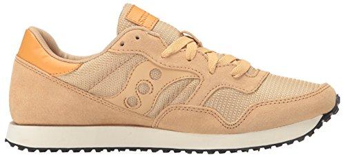 Saucony Originals Damen DXN Trainer Fashion Sneaker Bräunen