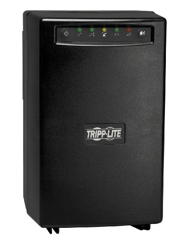 - Tripp Lite 1500VA UPS Backup, 940W Line-Interactive AVR, Extended Run Option, Tower, USB (OMNIVS1500XL)
