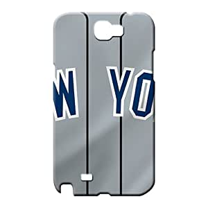 samsung note 2 case cover Hard Cases Covers Protector For phone phone cover skin new york yankees mlb baseball