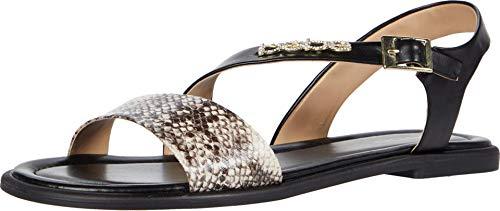 bebe Women's Leyra Flat Sandal