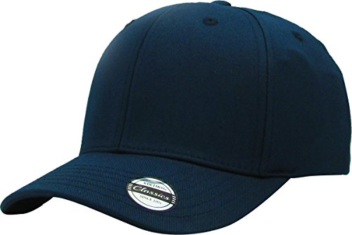 Stretch Cotton Fitted Cap - 3