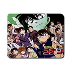 Detective CONAN Anime Custom Mice Pad Mat Beautiful Rectangle Comfortable High Quality Hot Sale