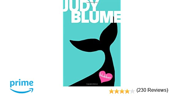 Blubber: Judy Blume: 9781481410137: Amazon.com: Books