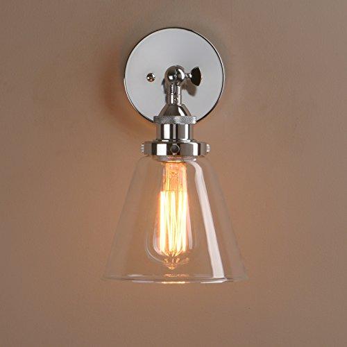 Glass Funnel Pendant Light - 7