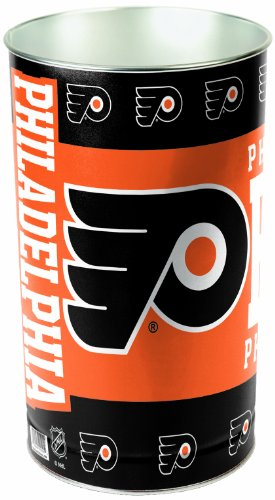 UPC 043662353848, NHL Philadelphia Flyers Wastebasket
