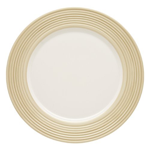 Lenox Tin Can Alley Khaki 7-Degree Accent Plate