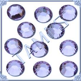 34ss Crystal (PROVENCE LAVENDER HOTFIX SWAROVSKI Crystals 34ss)