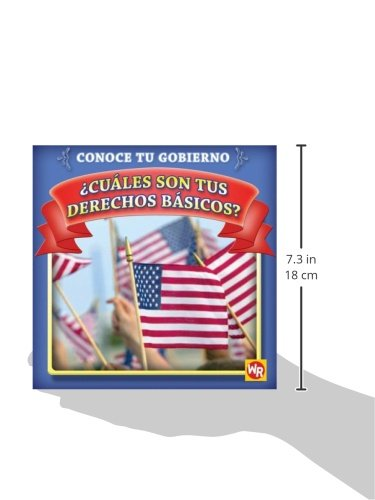 Cuales Son Tus Derechos Basicos? / What Are Your Basic Rights? (Conoce Tu Gubierno / Know Your Government) (Spanish Edition) by Brand: Weekly Reader Early Learning