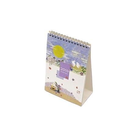 Calendario Calendarios de Escritorio Calendarios d 2019 Tabla ...