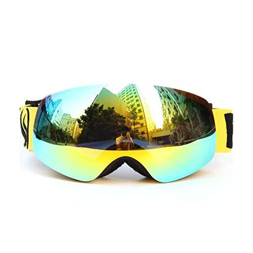 fac79b6389ee He-yanjing Snowboarding Goggle