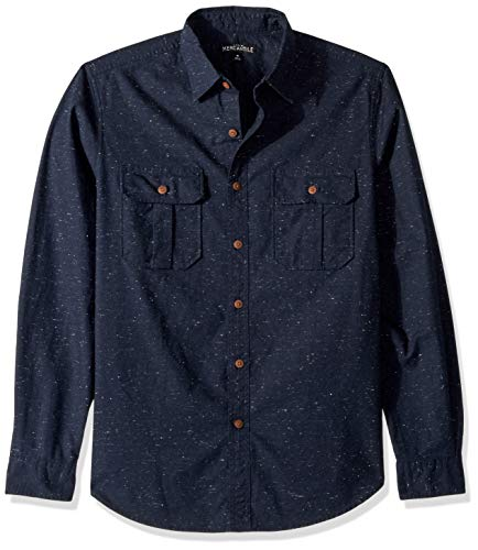 J.Crew Mercantile Men's Long-Sleeve Tweed Workshirt, for sale  Delivered anywhere in USA
