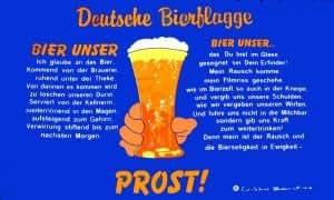 UB FahnenMax–Bandera de cerveza de Unser cerveza Bandera 90cm x 150cm NUEVO.