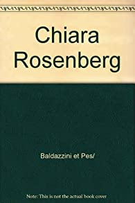 Chiara Rosenberg par Roberto Baldazzini