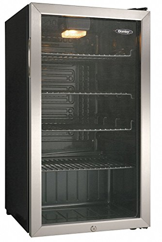 CAI - DANBY Danby Beverage Center, 3.3 cu ft, Black image