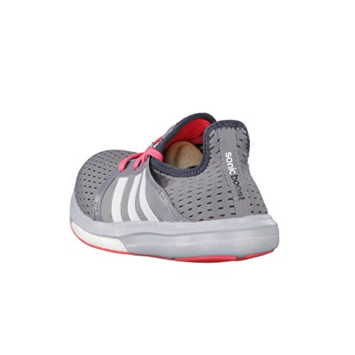 adidas CC Sonic Boost W - Zapatillas Para Mujer grey-white-flash red