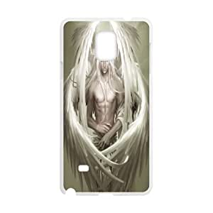 YAYADE Phone Case Of Black angel For Samsung Galaxy Note 4