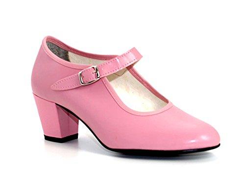 CREACIONES Pink PASOS Shoes Women's S BAILE DE Dance L 8HnqzU8w
