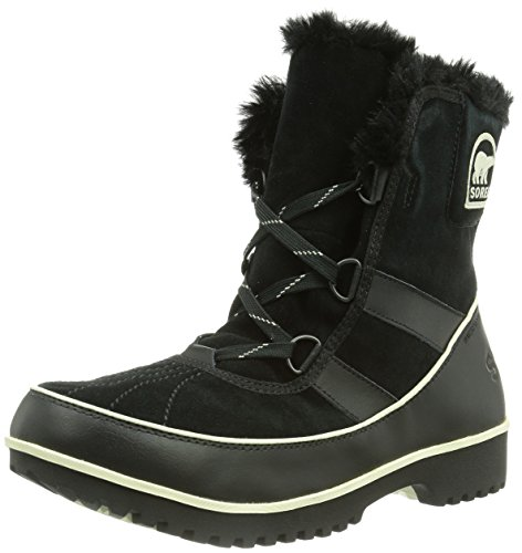 SOREL Women's Tivoli Ii Snow Boot Black