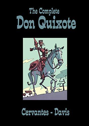 The Complete Don Quixote (SelfMadeHero Eye Classics)