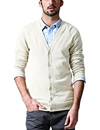 Men's K|G Series Shawl Collar Cardigan Sweater