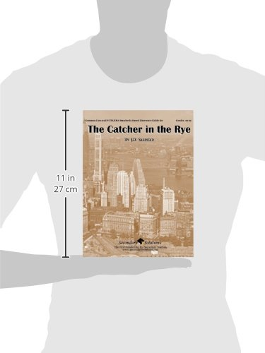 Catcher in the rye teacher guide literature unit of lessons for catcher in the rye teacher guide literature unit of lessons for teaching the novel the catcher in the rye by jd salinger ani govjian 9780978920463 fandeluxe Images