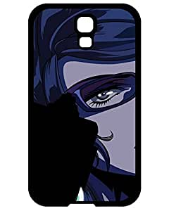 Flash Case For Galaxy4's Shop Lovers Gifts 5211015ZA830155181S4 Christmas Gifts Cute High Quality Bayonetta Samsung Galaxy S4