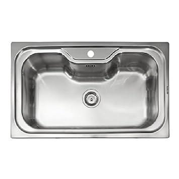 Reginox Elegance Jumbo Stainless Steel Inset Kitchen Sink by Reginox ...